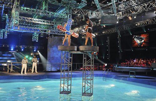 Aqualux used in Gladiators