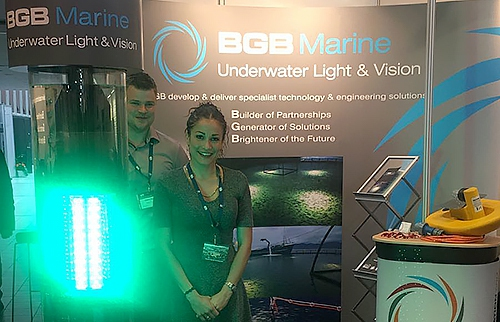 Visit BGB Marine at AquaNor 2017