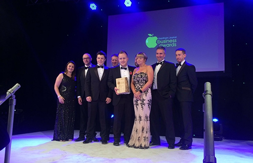 Winners of the Grantham Manufacturing & Engineering Award