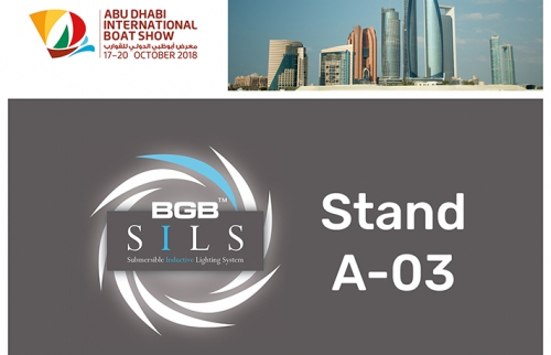 Meet the Team At Abu Dhabi Boat Show!