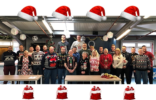 Global Effort For Christmas Jumper Day
