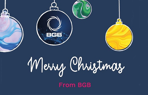 Merry Christmas from BGB