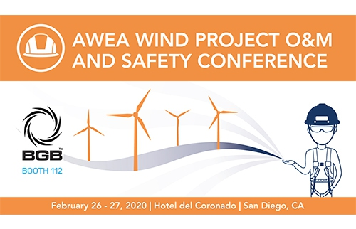 AWEA Wind O&M and Safety Conference 2020