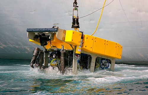 Industry Focus:  ROV & Tethered Drones