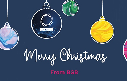 BGB Opening Times Over Christmas