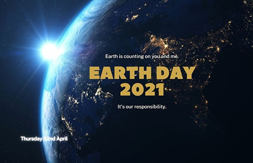 BGB Celebrates World Earth Day 2021