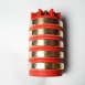 5 Way Slip Ring w/ 60mm Dia Rings