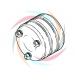 3 Way Slip Ring w/ 100mm Dia Rings