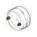 2 Way Slip Ring w/ 70mm Dia Rings